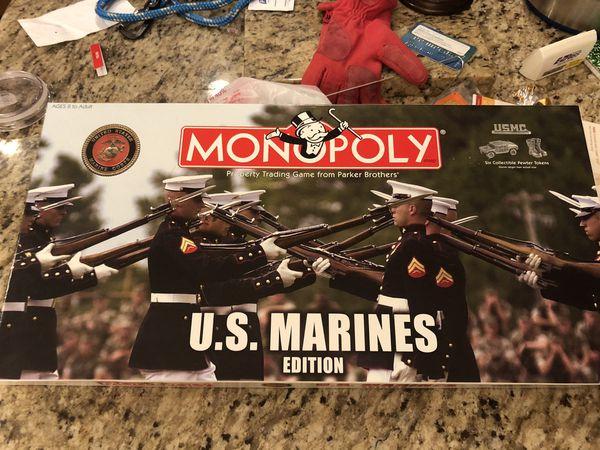 Marines Monopoly