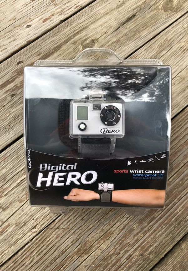 Gopro Digital Hero VGA All-Season Sports Camera