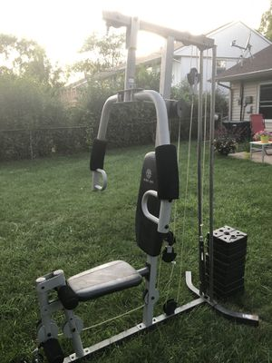 Exercise/home gym/lifting for Sale in Bartlett, IL