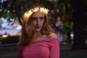 LED floral tiara for Sale in Queens, NY