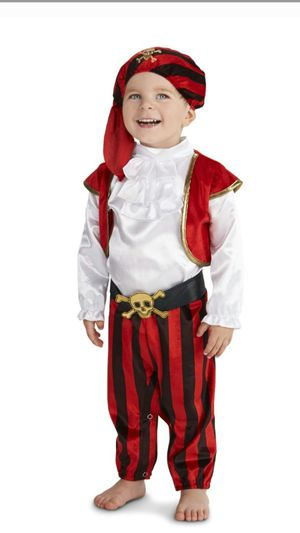 NEW!! Infant Pirate Costume for Sale in McCordsville, IN