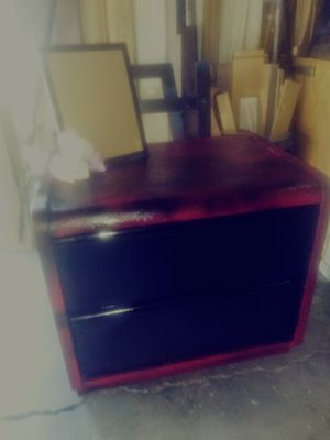 Two Drawer Storage Unit for Sale in San Jose, CA