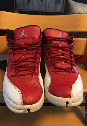 Air Jordan 12 Retro Gym Red Size 10 for Sale in Washington, DC