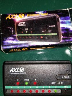 Axl Chromatic Tuner for Sale in Elma,  WA