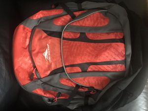 Highsierra backpack for Sale in Santa Monica, CA