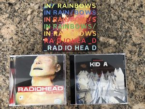 Lot of 3 Radiohead CDs for Sale in Boston, MA
