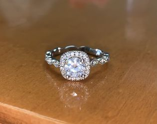 Wedding/promise ring size 8 for Sale in Henderson,  CO