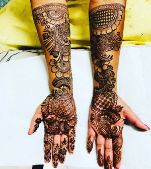 Henna tattoo & henna design for Sale in Chicago, IL