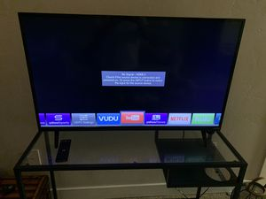 Vizio 40 inch TV 40 Inch LED Smart TV for Sale in Riverton, UT