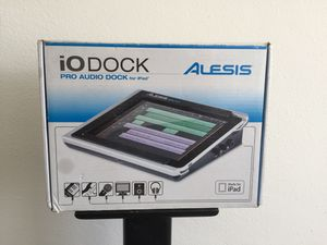 Alesis iO Pro Audio Dock for iPad for Sale in Los Angeles, CA
