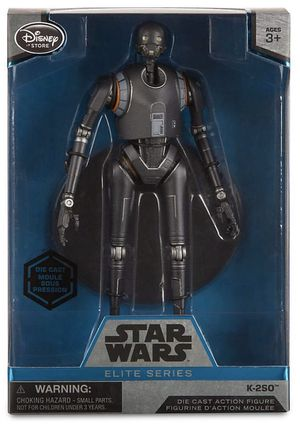 Star Wars K-2SO Elite Series Die Cast Action Figure for Sale in Miami, FL