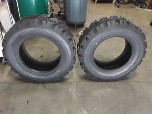 2 Power King tractor/camper tires for Sale in Oakland, CA