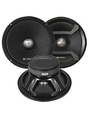New Pair of Orion Cobalt CM65 1000 Watt 4-Ohm Loud Car Audio High Efficiency Mid-Range Speakers for Sale in Los Angeles, CA