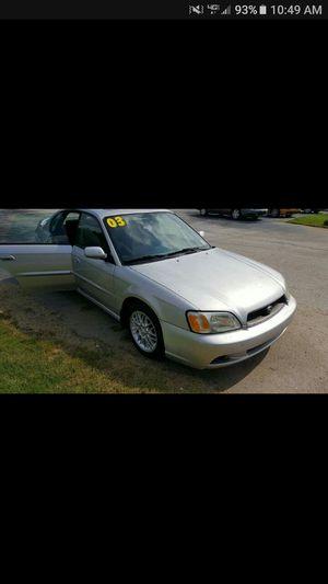 2003 Subaru Legacy AWD for Sale in Springdale, AR