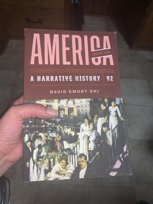 America: A Narrative Story for Sale in Los Angeles, CA