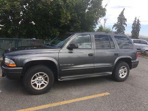 2001 Dodge Durando SLT automatic 8 cylinders 4x4 4.7 engine .172746 miles $2500obo for Sale in Wenatchee, WA
