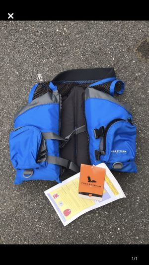 Field and Stream Kids Life Jacket for Sale in Charlottesville, VA
