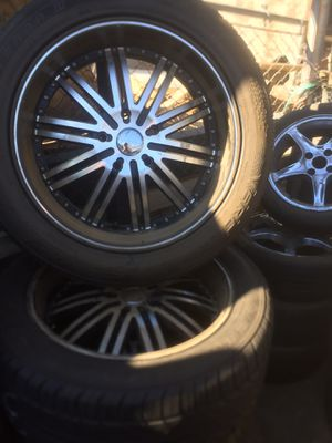 """22"""" rims 5x150 for Sale in Eastvale, CA"""