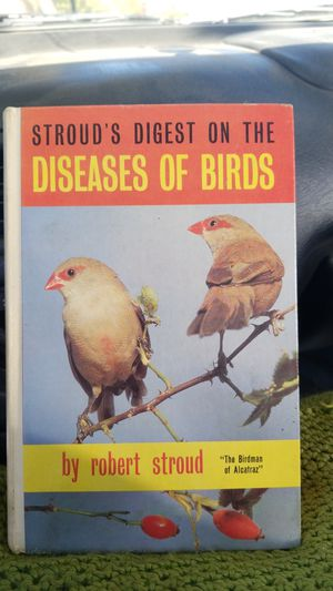 Used book diseases of birds for Sale in Alameda, CA