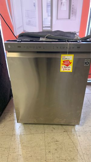 Front Control Dishwasher with QuadWash and EasyRack Plus model LDF5545ST 💥⚡️⭐️🥳 Appliance Liquidation 🔥⚡️🌪⭐️🙏💥🐵🐵💰🐒 for Sale in Austin, TX