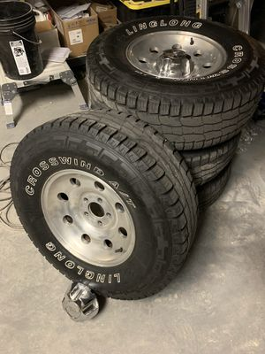 15 Inch Ford Ranger FX4 Level II Aluminum Alcoa Wheels 5x4.5 5x114.3 for Sale in Cutler Bay, FL
