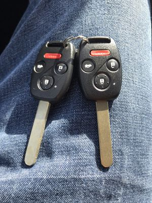 Honda 4 button blank keys for Sale in Bridgeview, IL