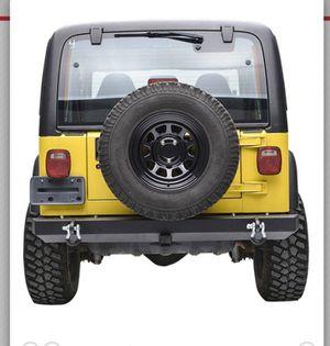 Jeep bumper jeep parts jeep Wrangler for Sale in Riverside, CA