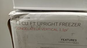 Rca 1.1 cu.ft upright freezer for Sale in PHILADELPHIA, PA