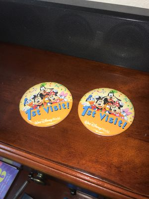 1st Visit! Set of Two Disney Pins for Sale in Austin, TX