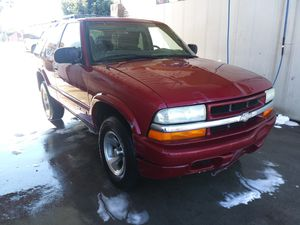 2003 Chevy Blazer Runs Excellent for Sale in Highland, CA