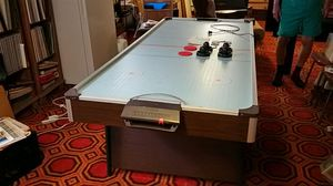 Coleco Air Hockey Table deluxe jet hockey for Sale in Cliffside Park, NJ