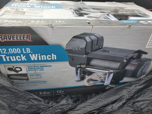 Truck winch 12000 for Sale in Conyers, GA
