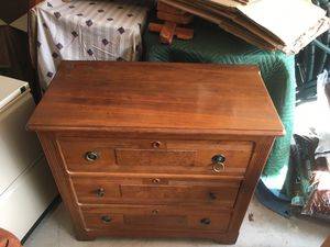 Small antique dresser for Sale in Seattle, WA