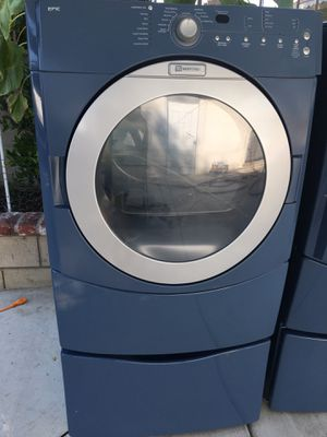 Maytag Epic Dryer With 90 Day Warranty for Sale in Rialto, CA