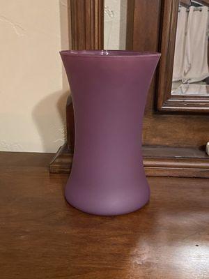 Purple Flower Vase for Sale in Colorado Springs, CO