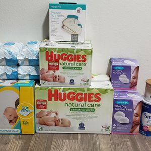 NewBorn Baby Supplies for Sale in Glendale, AZ