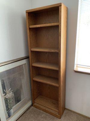 6' bookshelf for Sale in Vancouver, WA