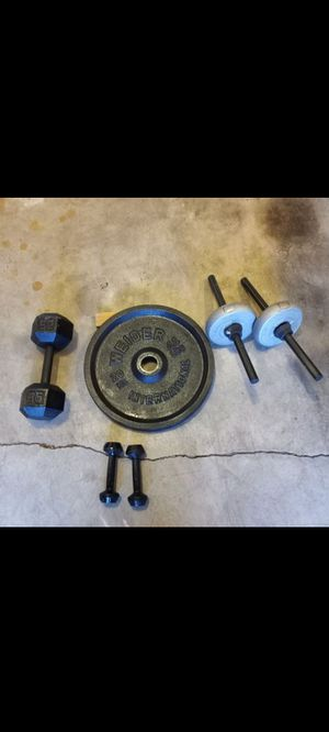 Weights for Sale in Everett, WA