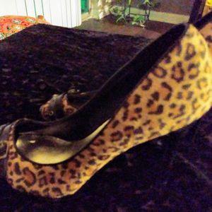 Women's Retro Heels Size 8 for Sale in Red Oak, TX