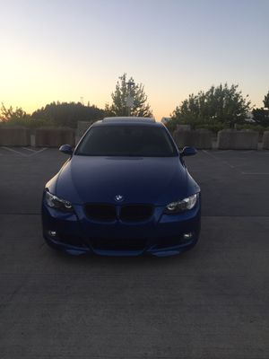 2007 BMW 335i 3 series twin turbo for Sale in Portland, OR