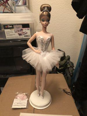 Barbie Prima Ballerina 2007 (Silkstone) Rare for Sale in San Jose, CA