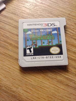 Nintendo 3ds t terraria for Sale in Erie, PA