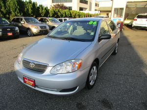 2006 Toyota Corolla for Sale in Lynnwood, WA