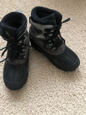 Kids snow boots size 3 for Sale in Bothell, WA