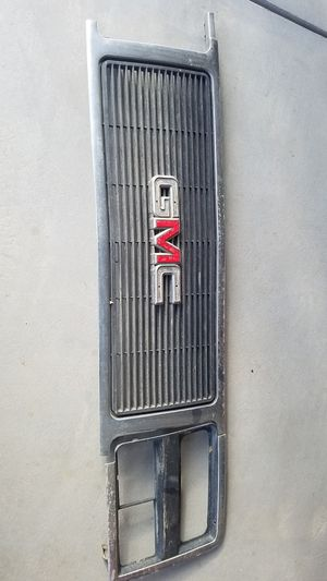 GMC grill for Sale in Victorville, CA