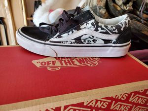 Vans size 6.5 boys for Sale in Brunswick, OH
