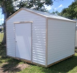 New 10x10 Storage Shed for Sale in Wauchula, FL
