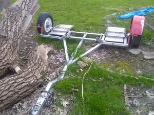 Tow dolly with straps for Sale in Elyria, OH