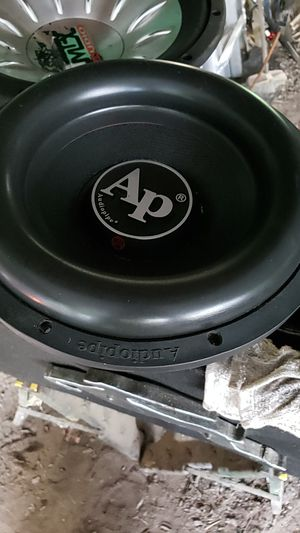 "Txx bd4 1100 rms 12"" subwoofer brandnew for Sale in Summersville, WV"