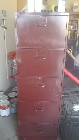 governmemt File cabinet for Sale in Terrell, TX